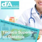 Técnico superior dietética