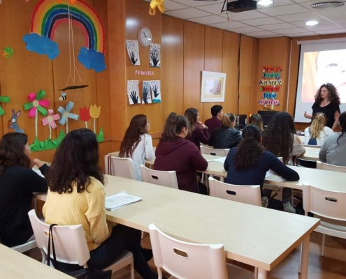 Salidas Profesionales Técnico Superior Educación Infantil