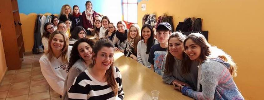 Visita Granja Escuela